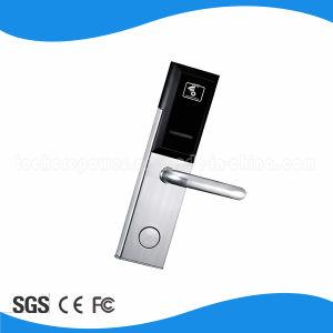 Wireless Zigbee Remote Control Hotel Card Door Lock pictures & photos