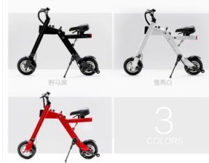 3colours Easy Driving Carrying Mini Foldable Scooters pictures & photos
