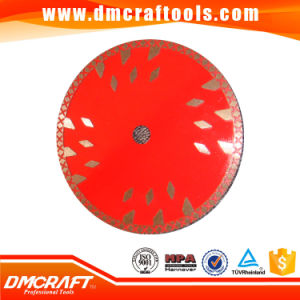 Hot Pressed Mg Turbo Diamond Saw Blade for Tiles pictures & photos