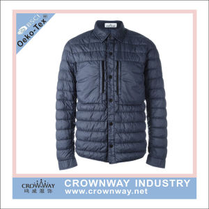 Wholesale Fashion Men Winter Padding Jacket pictures & photos