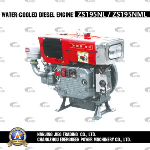 Water Cooled Diesel Engine (ZS195NL)