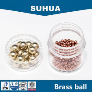 Zinc / Silver / Tin / Gold / Chrome / Copper / Brass Plated Steel Ball pictures & photos