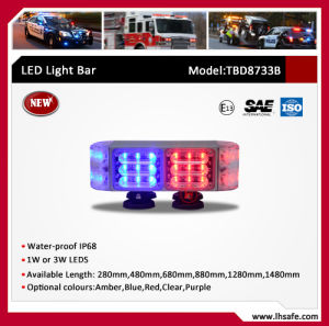 Wide LED Screen Warning Light Bar (TBD8733B) pictures & photos