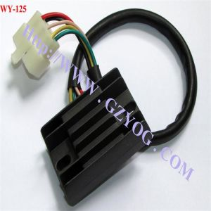 High Quality Motorcycle Regulator for Wy-125 pictures & photos