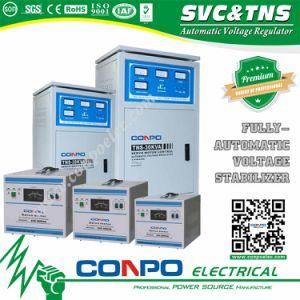 SVC/Tns Series Servo-Type Automatic Voltage Stabilizer/Regulator pictures & photos