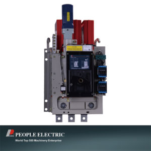 Air Circuit Breaker of Rdw17-1600 Series 1000A 3p Motor-Operation Fixed Type Horizontal Installation pictures & photos