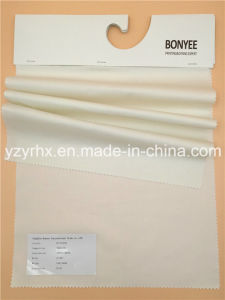 Finished Fabric Cotton / Polyester Fibre Twill White pictures & photos
