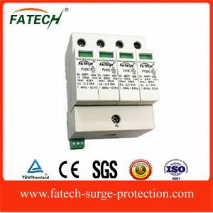 ac voltage 4P classIII surge arrester spd china supplier electronic equipment device pictures & photos