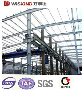 2016 Wiskind Prefab High Quality Steel Structure pictures & photos