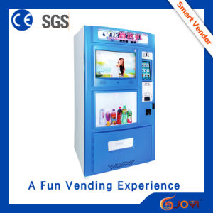 Conventional Keypad Cooling Vending Machine