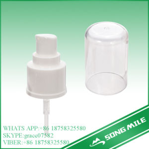 24/410 White and Smooth Surface of Cream Pump pictures & photos