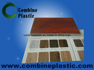 Various Colors PVC Laminated Foam Board as Building Materials pictures & photos