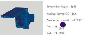 PC Plug Socket Coupling (EL-112R) pictures & photos