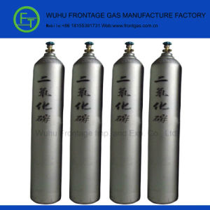 Industrial Steel Cylinder Welding Carbon Dioxide Gas pictures & photos