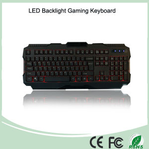 2017 Top Selling Colorful LED Backlight Computer Mechanical Gaming Keyboard (KB-903EL-C) pictures & photos