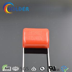 Red Film Capacitor (CBB22 115/400 P=15) pictures & photos