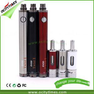 2015 Ocitytimes Varieable Voltage Evod Battery Evod Twist 2 pictures & photos