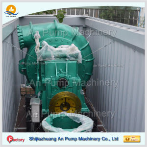 Sand Cutter Suction Dredge Portable Gravel Pump pictures & photos