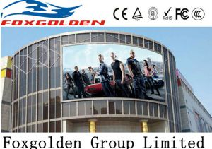 HD Full Color Display P10 Outdoor LED Billboard pictures & photos