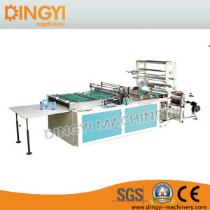 Hot Cutting &Side Sealing Bag Making Machine pictures & photos