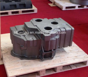 Sand Casting, Machining Parts, Transmission Parts, Engineering Machinery Parts pictures & photos