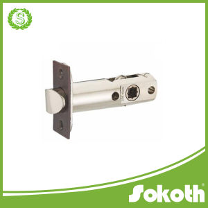 Nickel Plated Bathroom Hot Iterm Mortice Lock pictures & photos