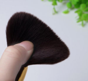 10 Luxury Golden Color New Type Beauty Equipment Makeup Brush pictures & photos