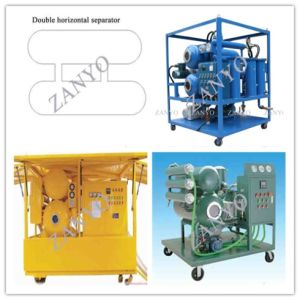 Newly Technology Insulating Oil Treatment Machine pictures & photos