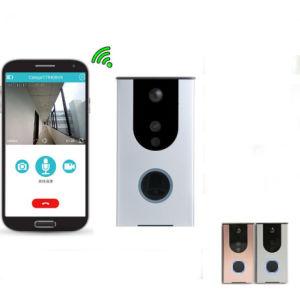 Best Reviews WiFi Video Ring Doorbell Smart Door Phone for Home Security pictures & photos