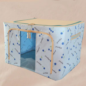 80liter UV Coating Polyester Storage Box pictures & photos
