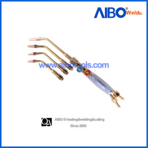 Gloor Type Welding Torch with Tips (2W1151) pictures & photos