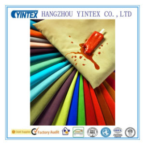 Hot Sale Comfortable Smooth Polyester Fabric for Textiles pictures & photos