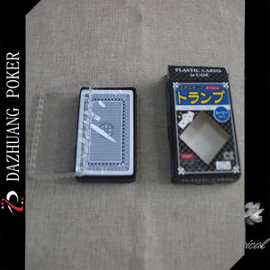 Japan Plastic Playing Cards in Case