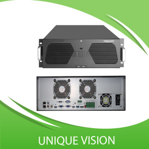 128CH 3MP/64CH 5MP/36CH 4k H. 265 NVR pictures & photos