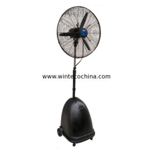 High Pressure Cooling Fan 26 Inch 4-6 Nozzle Mist Fan Plastic Tank pictures & photos