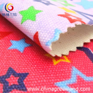 100%Cotton Canvas Printed Fabric for Garment (GLLML020) pictures & photos