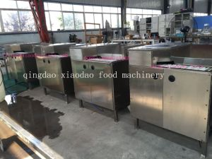 Commercial Shrimp Peeling Machine, Shrimp Peeler, Shrimp Peeler and Deveiner pictures & photos