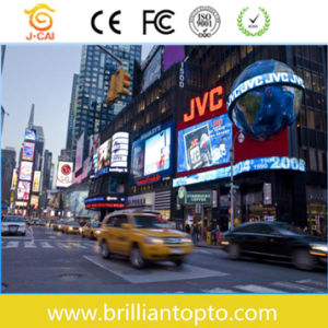 Full Color LED Screen for Video Display and Advertising (P10) pictures & photos