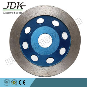 Diamond Grinding Cup Wheel Continuous Rim pictures & photos