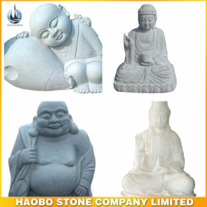 Granite Buddha Life Size Statue pictures & photos