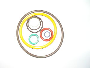 Factory Supply Rubber O Rings/Rubber Seal with Various Colors pictures & photos
