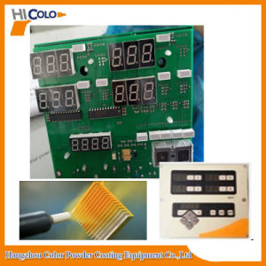 Electrostatic Spray Machine Circuit Board Cl151s PCB Wth Front Plate pictures & photos