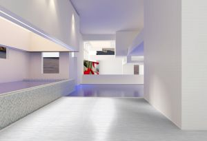 Modern Design Marble Grain Vinyl Floor Covering pictures & photos