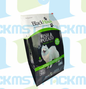 Large Pet Food Packaging Plastic Bag pictures & photos