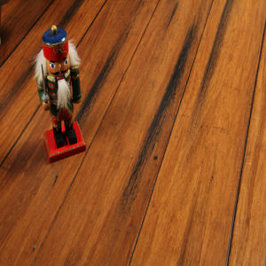 Strand Woven Bamboo Flooring Painted pictures & photos