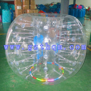 LED TPU Inflatable Bumper Ball/1.5m/1.2m Bumper Ball pictures & photos