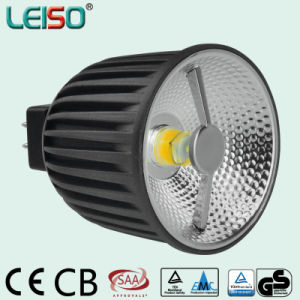 Latest 3D COB 6W LED Spotlight MR16 (LS-S006-MR16) pictures & photos