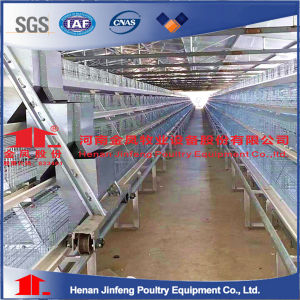 Poultry Equipment Automatic Battery Chicken Cage pictures & photos