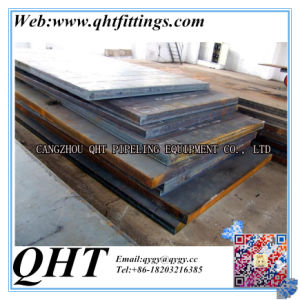 A36 Q235 Ss400 Steel Plate for Building Structure pictures & photos