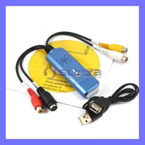 DC60+ USB 2.0 Video Capture Adapter with Audio Support Win7 Win8 pictures & photos